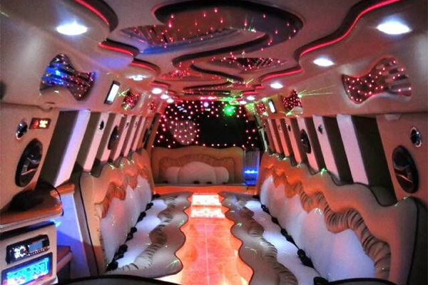 14 Person Escalade Limo Services San Jose