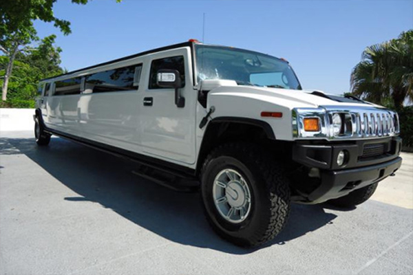 14 Person Hummer San Jose Limo Rental