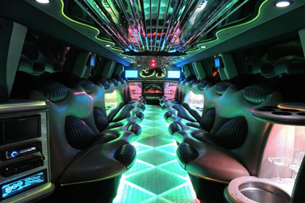 14 Person Hummer Limo Rental San Jose