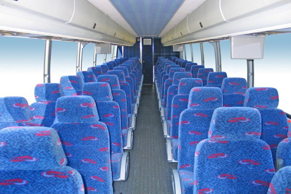 50 Person Charter Bus Rental San Jose